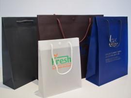 exklusive Kunststofftaschen