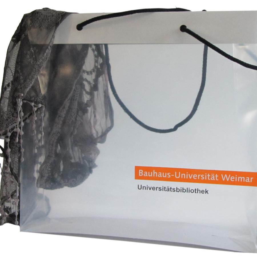 Tragetaschen transparent